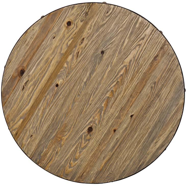 reclaimed wood bar table 2