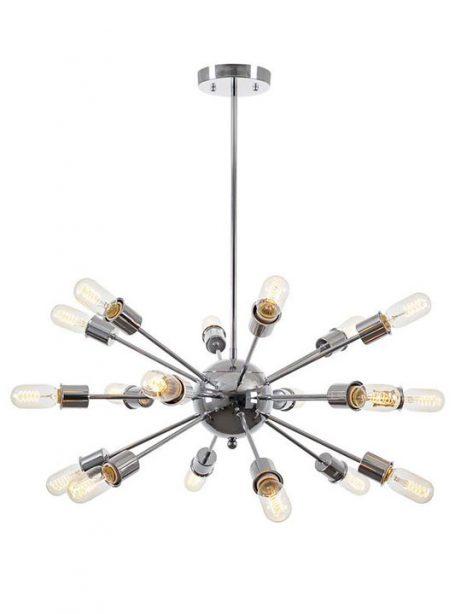 sputnik silver chrome chandelier 461x614