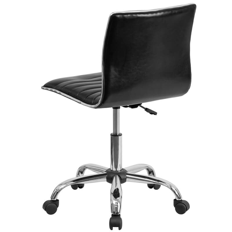 station task office chair black 1