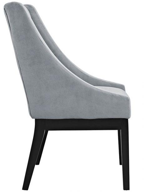suede kima chair gray 2 461x614