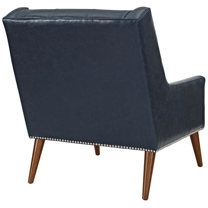 tilly armchair blue 3