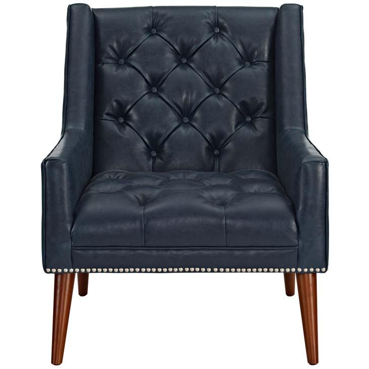 tilly armchair blue 4