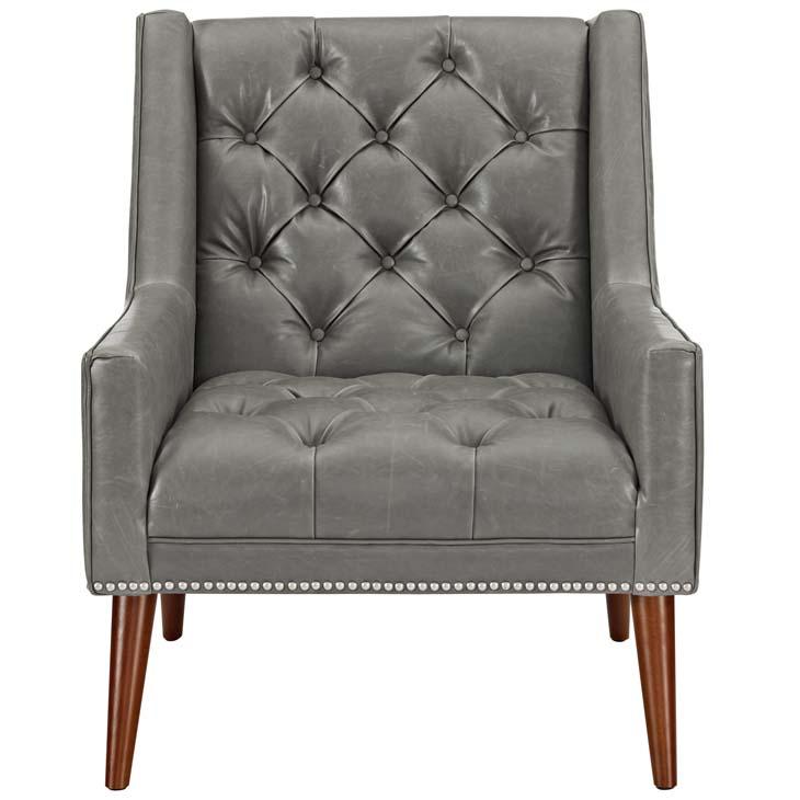 tilly armchair gray 3