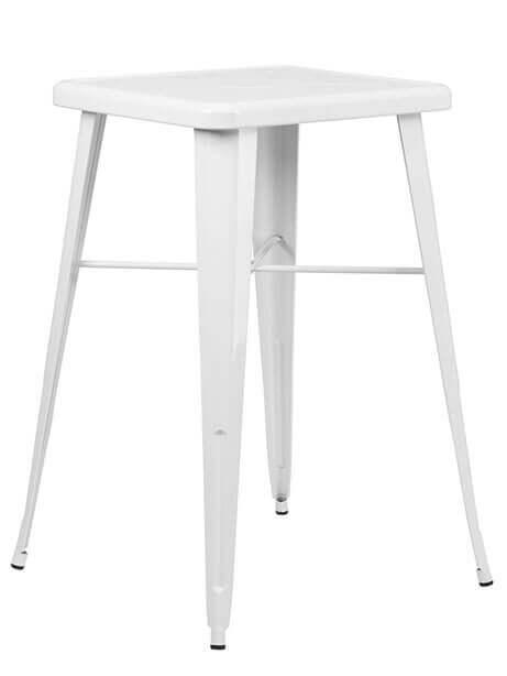 tonic metal bar table 23 white 1