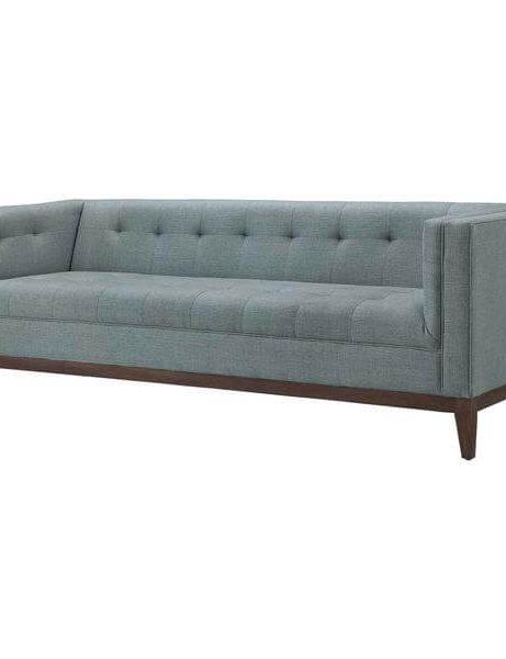 tufted modern sofa gray 461x600