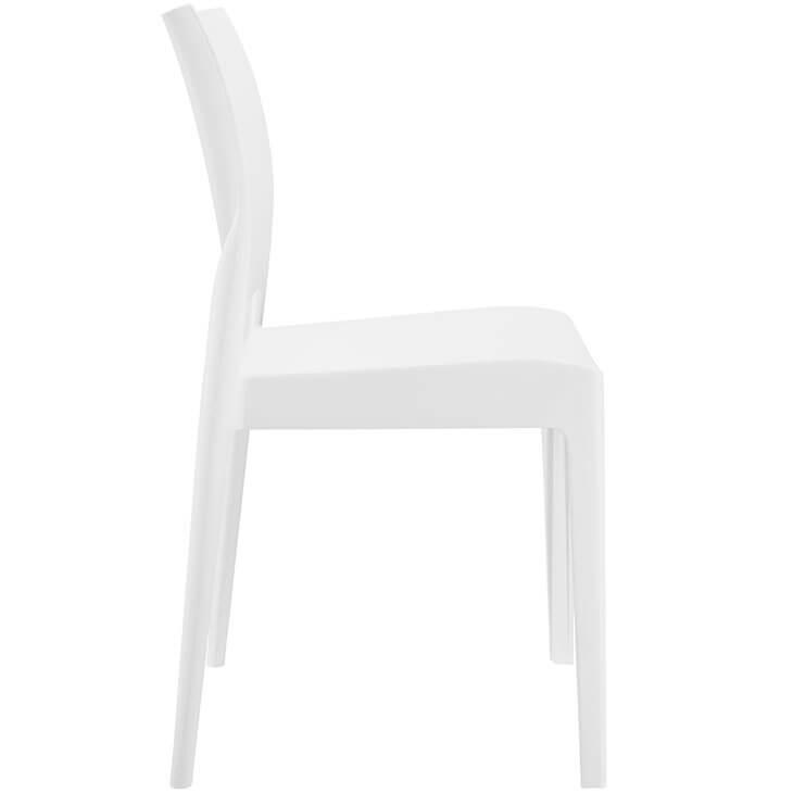 white chair favor
