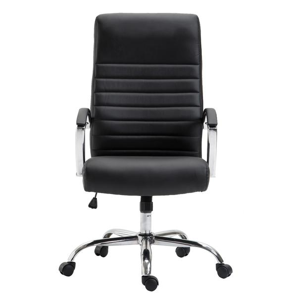 globe office chair black 1