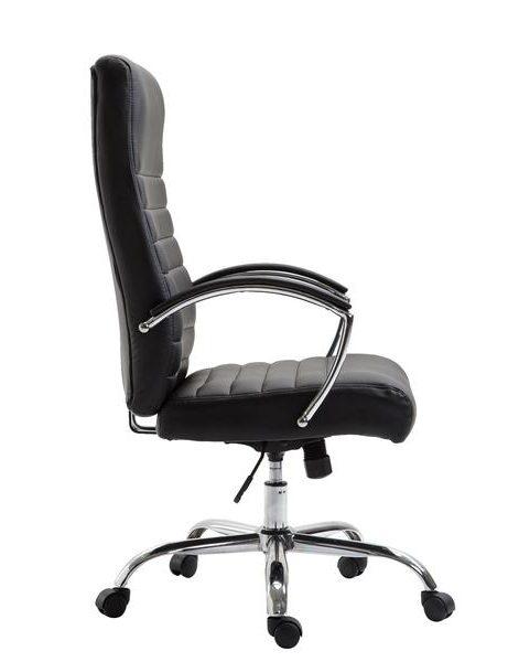 globe office chair black 2 461x600