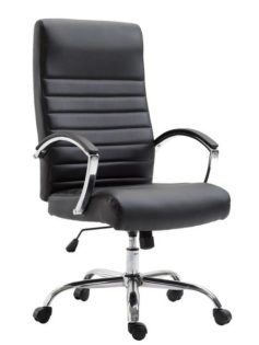 globe office chair black 237x315