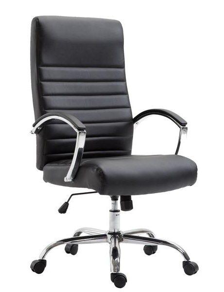 globe office chair black 461x600