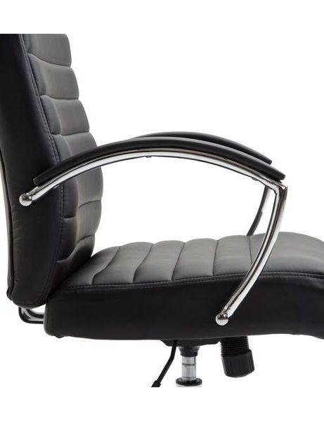 globe office chair black 5 461x600