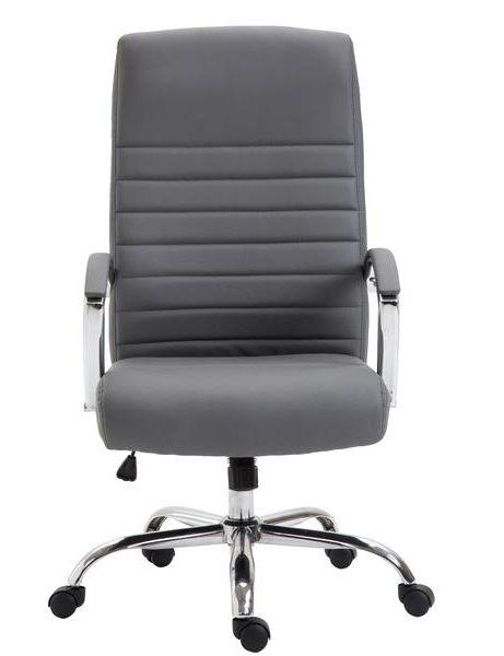 globe office chair gray 1 461x600