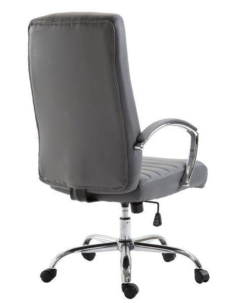 globe office chair gray 3 461x600