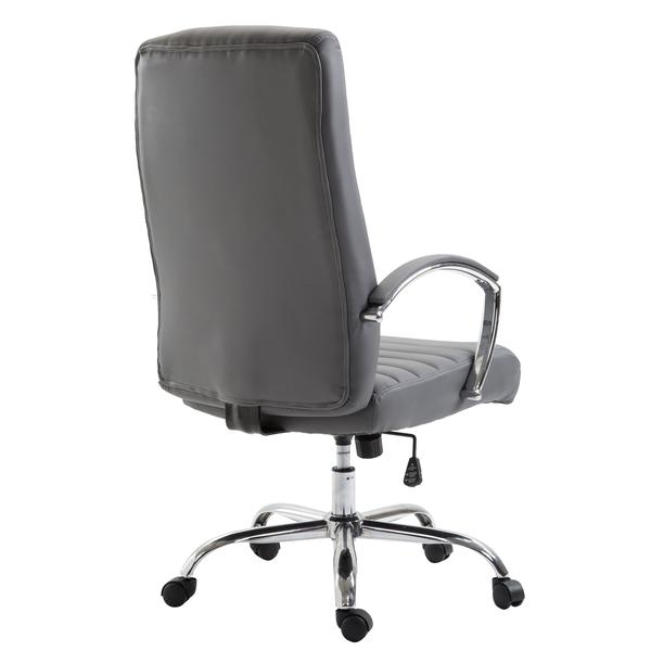 globe office chair gray 3