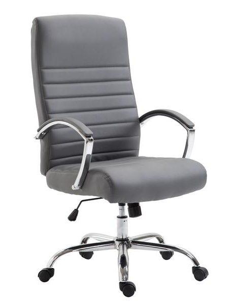 globe office chair gray 461x600