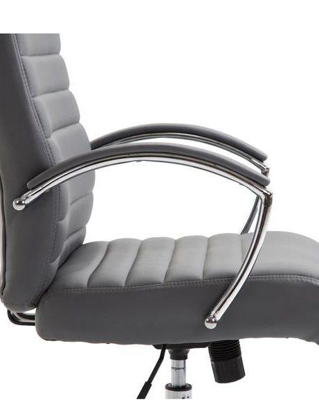 globe office chair gray 5 461x600
