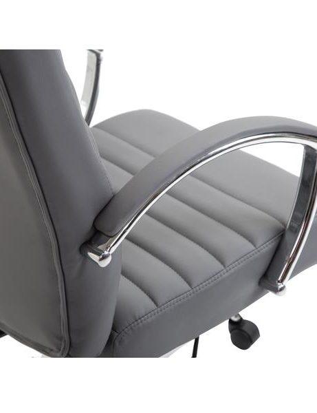 globe office chair gray 6 461x600