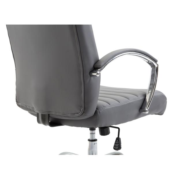 globe office chair gray 7