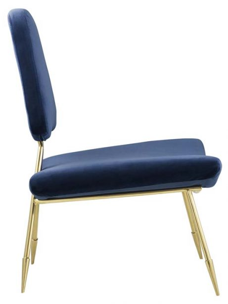 stratus gold velvet accent chair blue 2 461x614
