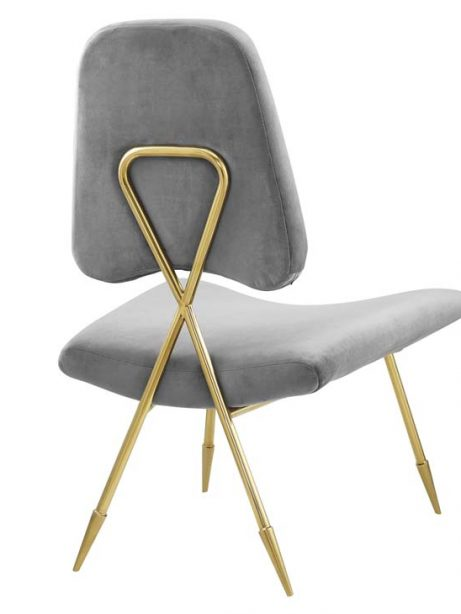 stratus gold velvet accent chair gray 3 461x614