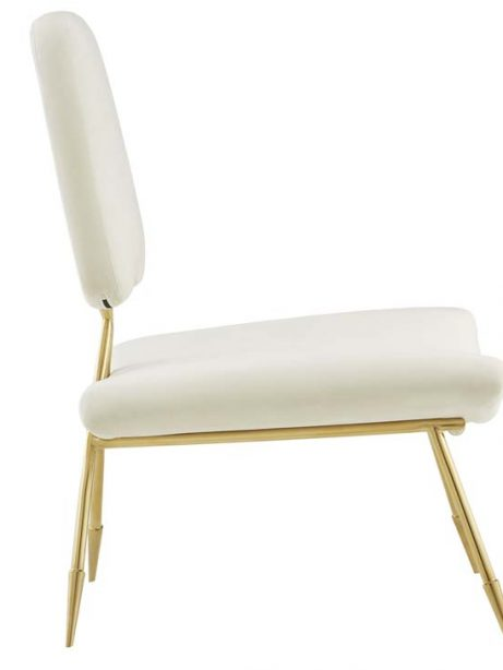 stratus gold velvet accent chair white 2 461x614