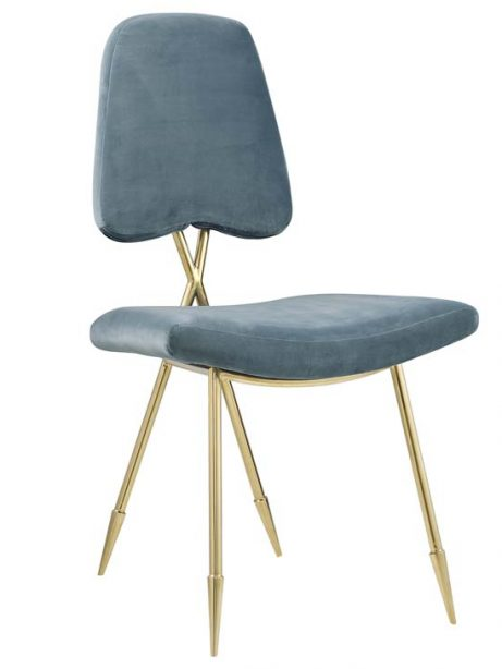stratus gold velvet chair mint blue 1 461x614