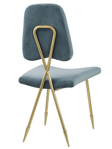 stratus gold velvet chair mint blue 3 461x614