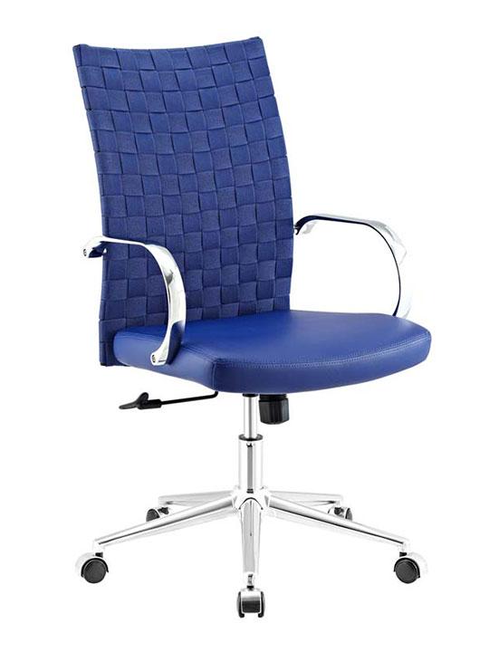 woven office chair
