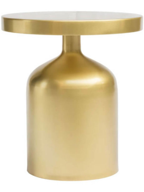 Bank Brass Side Table  461x614