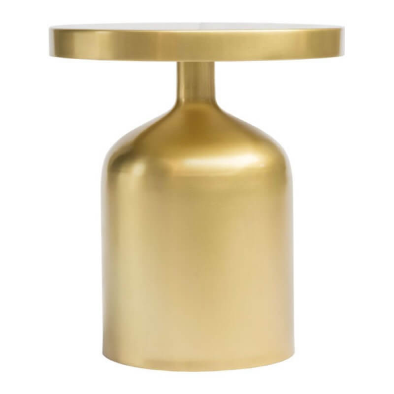 Bank Brass Side Table 2