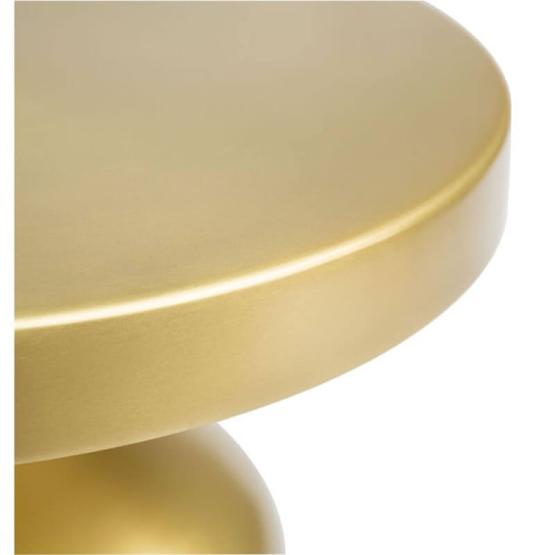 Bank Brass Side Table 6