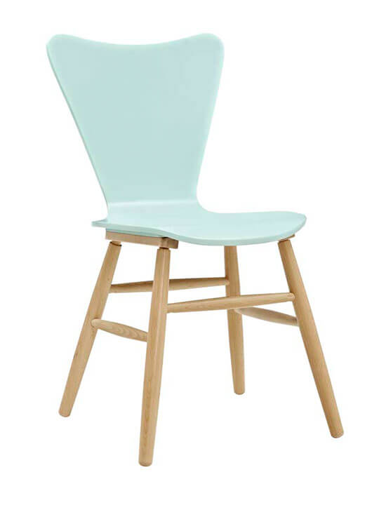 Poppy Chair blue