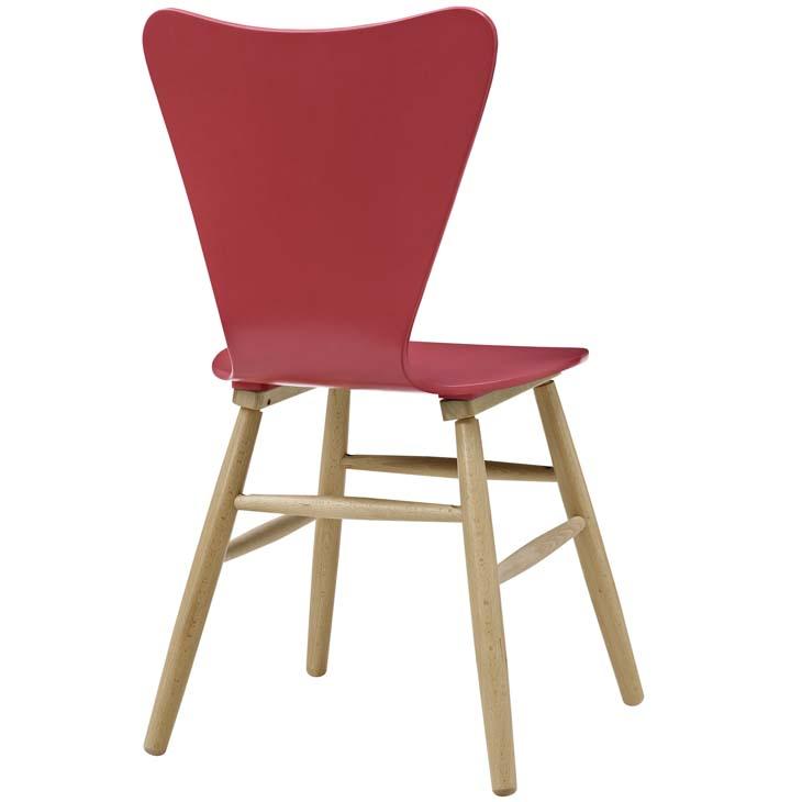 Poppy Chair red 2