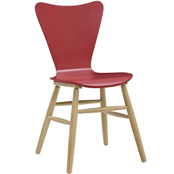 Poppy Chair red