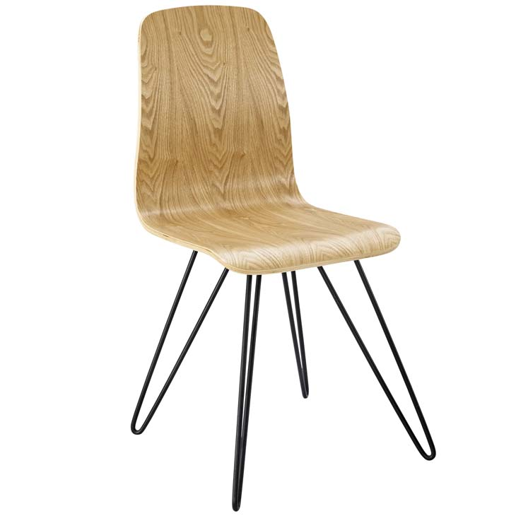 wood pin chair natural wood 1