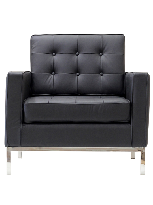 Bateman Leather Sofa Armchair