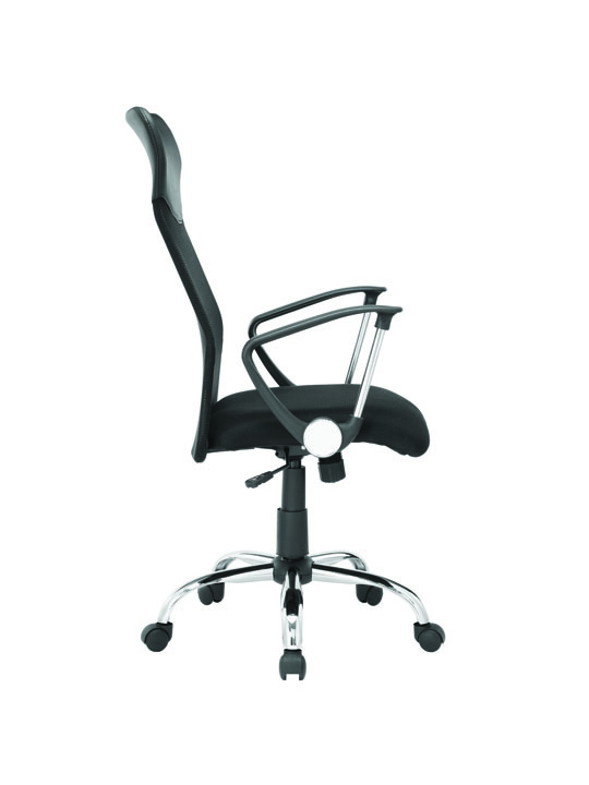 Black Instant Analyst Office Chair 2