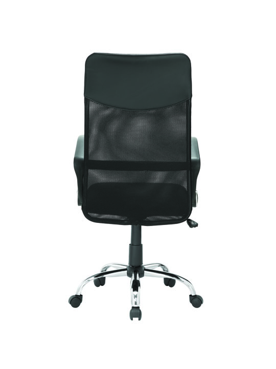 Black Instant Analyst Office Chair 3