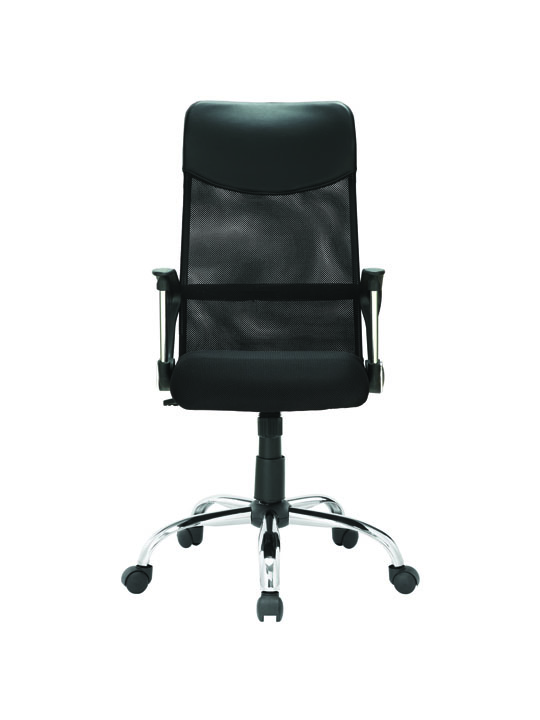 Black Instant Analyst Office Chair
