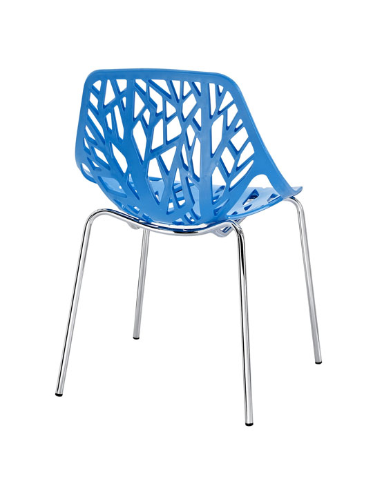Blue Branch Chair 3