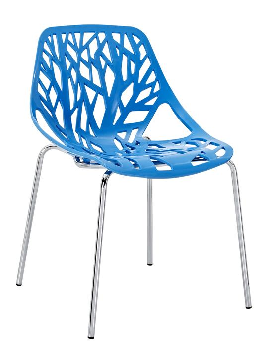 Blue Branch Chair1