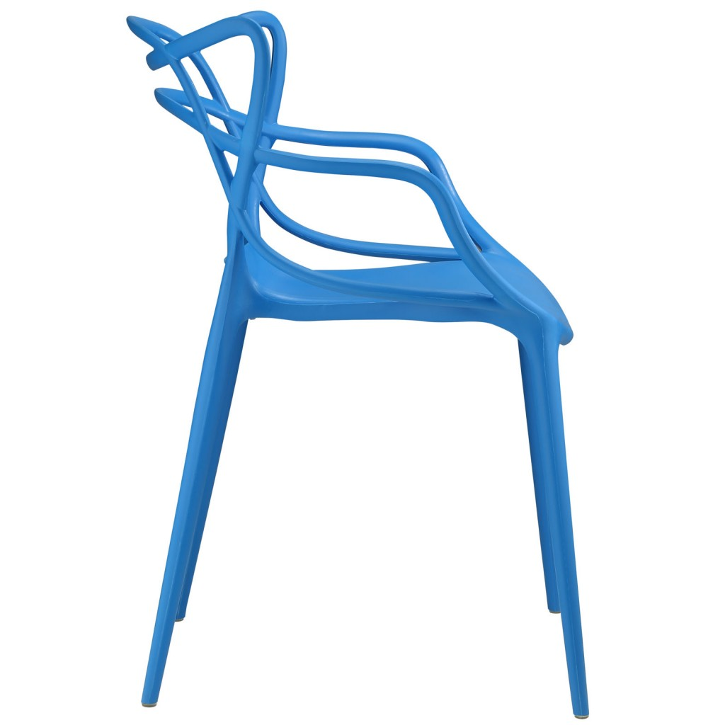 Blue Spark Chair 2