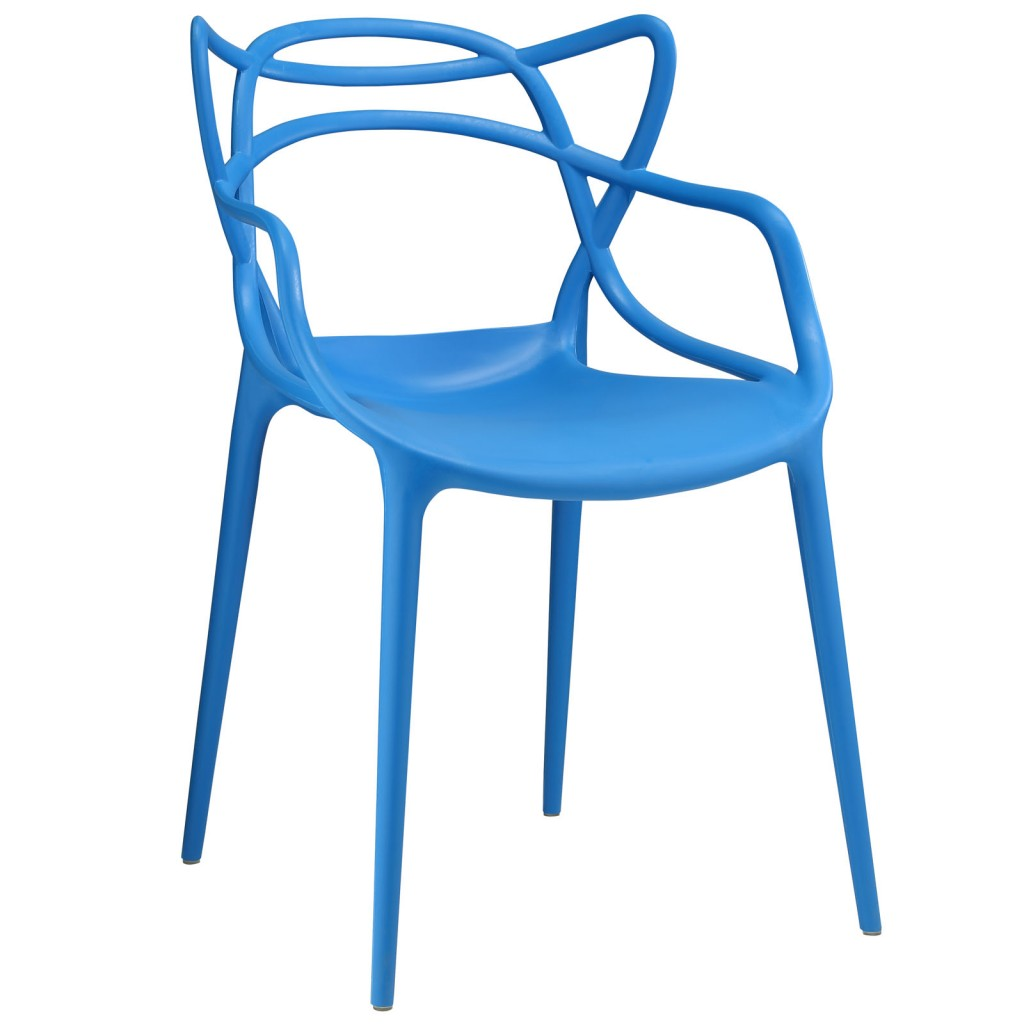 Blue Spark Chair