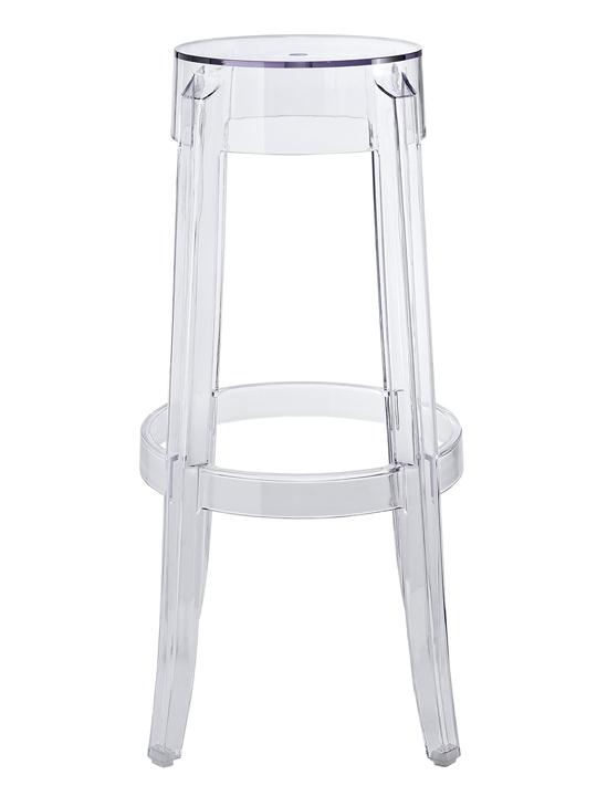 Clear Acrylic Barstool 2