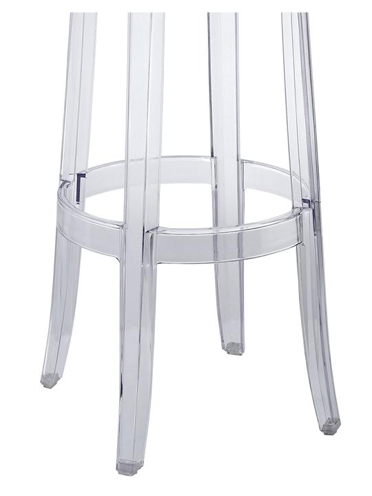 Clear Acrylic Barstool 3