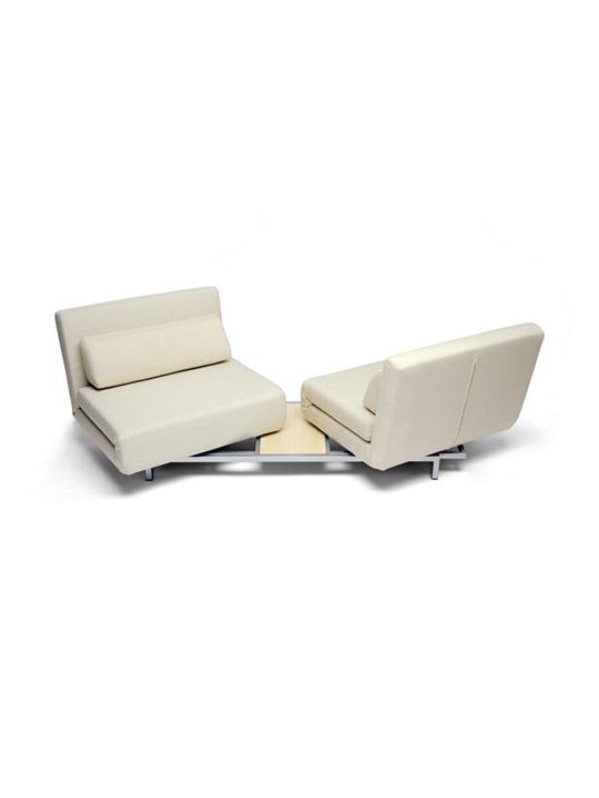Crema Sofa Bed 2