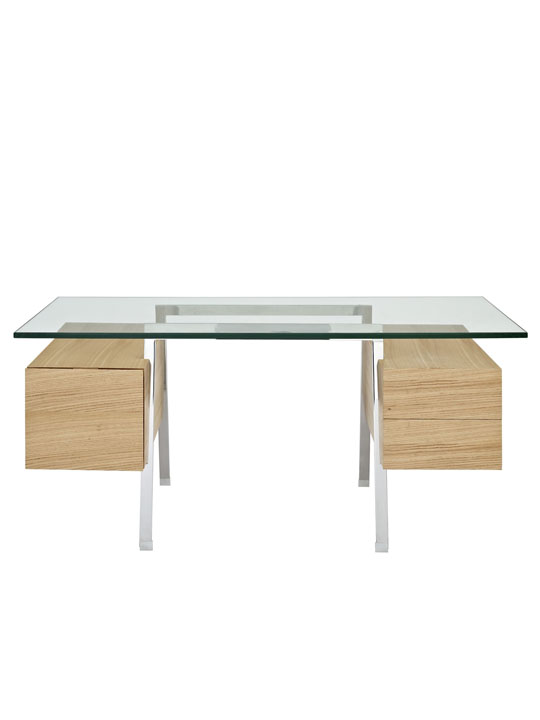 Deco Wood Desk 2