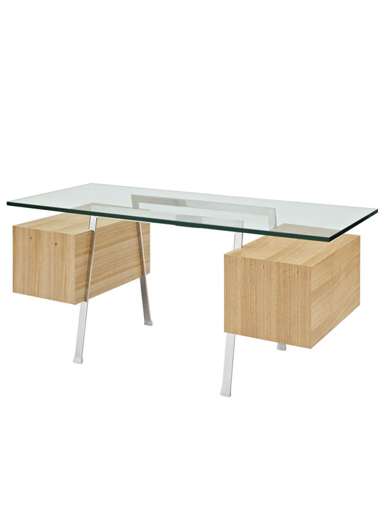 Deco Wood Desk 3