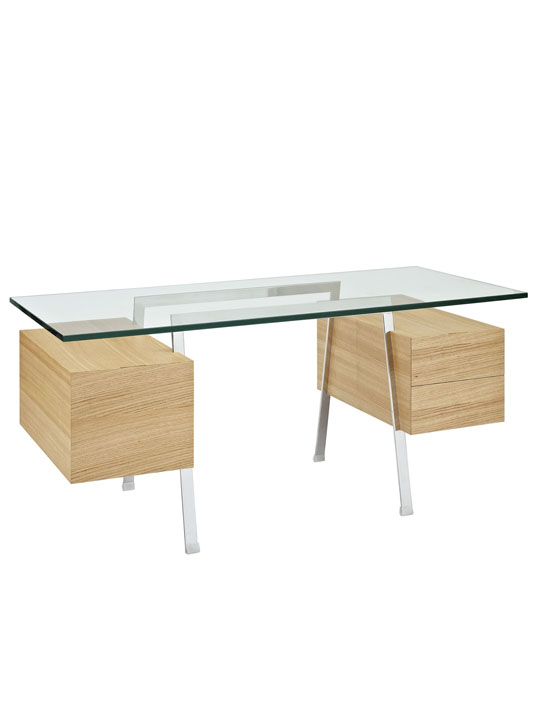 Deco Wood Desk