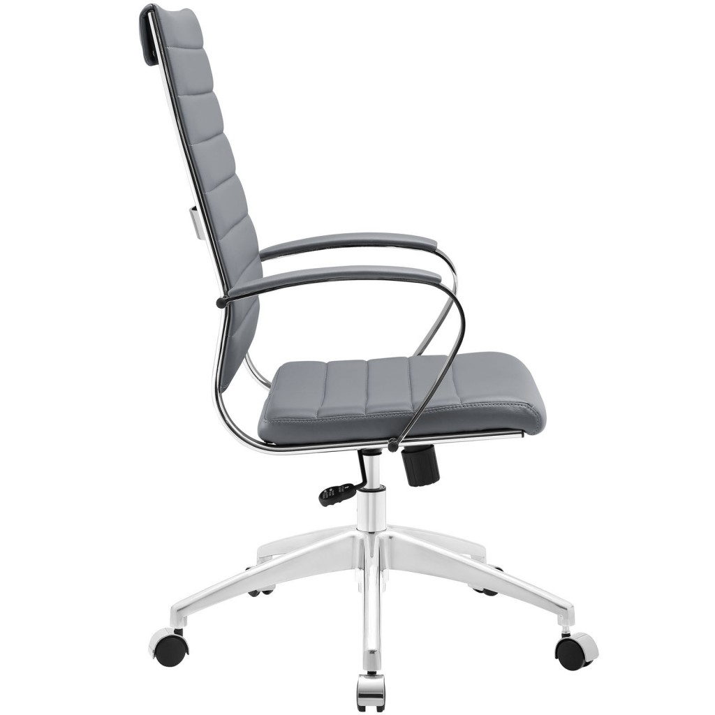 Gray Instant Operator Office Chair 2